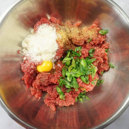mélange pour viande à hamburger maison