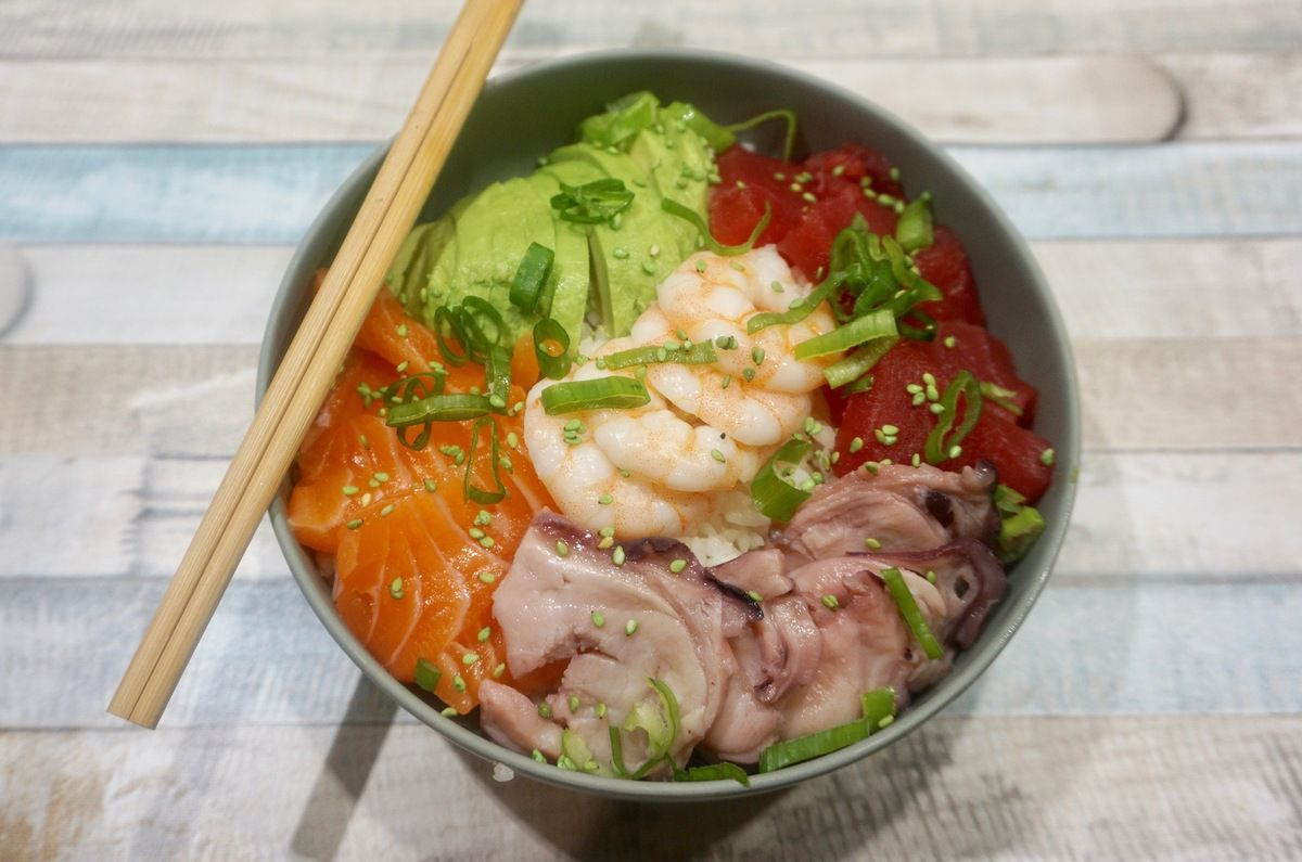 shirashi sushi