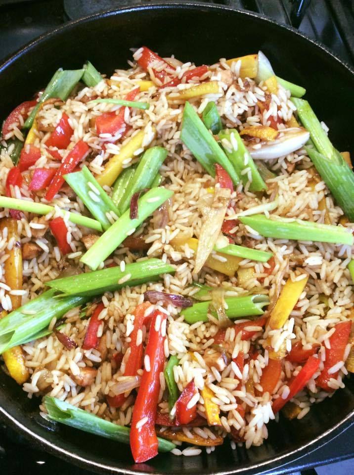 anti-gaspi : recycler un reste de riz