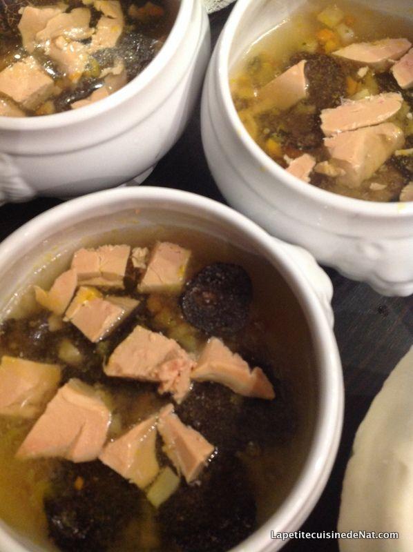 soupe aux truffes ou soupe VGE