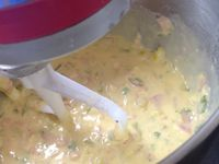 cake fond de frigo plus souvent appelé cake fourre tout !