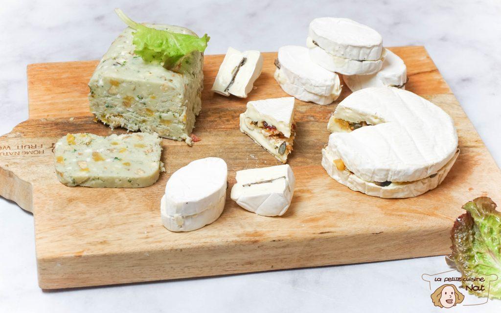 plateau de fromage pour noel