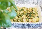 courgettes rôties à l'italienne