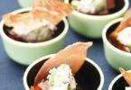 Bouchées apéritives pastèque fêta